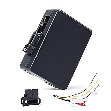 Smartnavi Radio estéreo del coche Decodificador de fibra óptica La mayoría de las cajas para Mercedes Benz ML/R Series y para Porsche Cayenne Series: ...