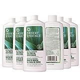 Natural Tea Tree Oil Mouthwash(6pk) - 16 fl oz