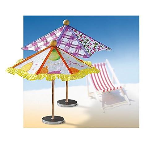 Creapop Sonnenschirm 15 X 13 Cm Hoch Zum Selberbasteln