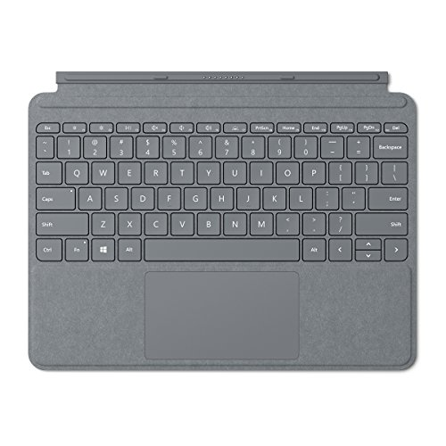 Buy Discount Microsoft Surface Go Signature Type Cover (Platinum) - KCS-00001