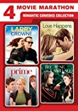4 Movie Marathon: Romantic Comedies Collection (Larry Crowne / Love Happens / Prime / Because I Said So)