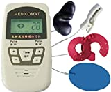 Medicomat-10 Breast Massage Weight Loss at Home (Medicomat-10 plus Ear Clips Weight Loss Breast)