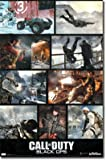 Call Of Duty: Black Ops - Gaming Poster (Screenshot Collage) Hobby Poster Print, 22x34