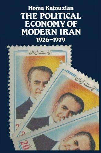 The Political Economy of Modern Iran: Despotism and Pseudo-Modernism, 1926–1979
