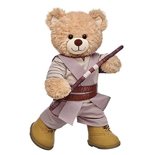 Build-a-Bear Workshop Rey Happy Hugs Teddy Bear