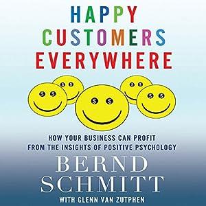 Happy Customers Everywhere Audiobook