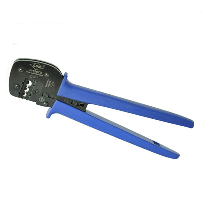 Solar Crimping Tool for MC4 Solar Connectors 4-6-16mm² Solar PV Crimper