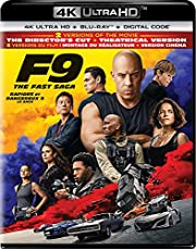 F9: The Fast Saga [Blu-ray]