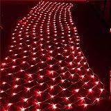 Net Mesh Light Fairy Lamp Net Light 1.5 * 1.5M LED Fairy String Decorative Lights Net Mesh Tree-wrap Landscape Lights Low Voltage