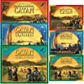 Settlers of Catan Friends and Family Super Bundle (4th…