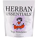 Herban Essentials Towelettes-Yoga