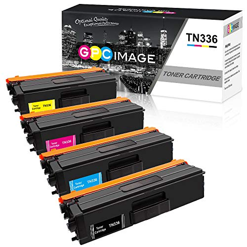 GPC Image Remanufactured Toner Cartridge Replacement for Bro