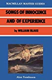 Blake: Songs of Innocence and of Experience (Palgrave Master Guides)