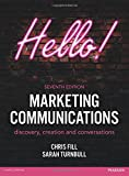 Book Cover for Marketing Communications: discovery, creation and conversations (7th Edition)