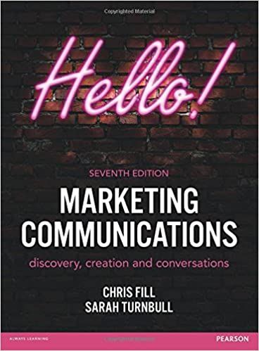 marketing communications discovery creation and conversations pdf free