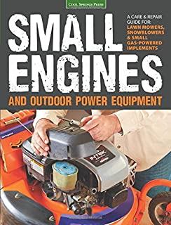 Chain saw service manual 10th edition penton staff small engines and outdoor power equipment a care repair guide for lawn mowers fandeluxe Gallery