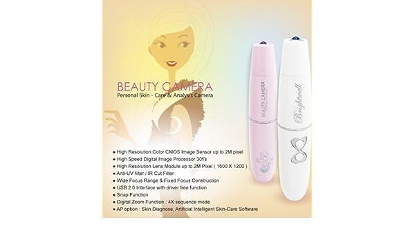 Amazon com : Beauty Digital Microscope for Skin & Hair