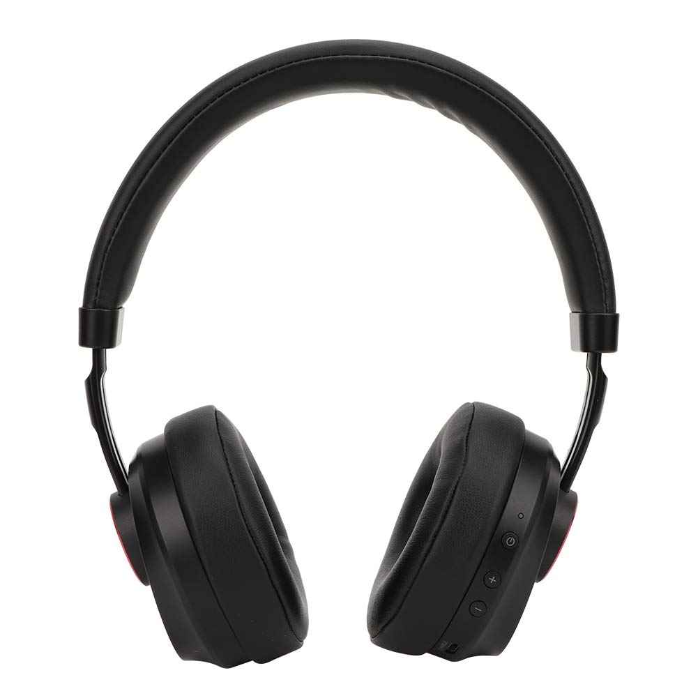 Serounder Bluetooth Over Ear Headphones, Retractable Wireless Headset Foldable HiFi Stereo Earphones with 16Hrs Working Time for PC/Cell Phones