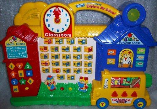 Vtech Little Smart, Explore My School Learning Toy