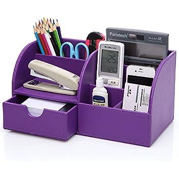 Amazon Com Kingfom 7 Storage Compartments