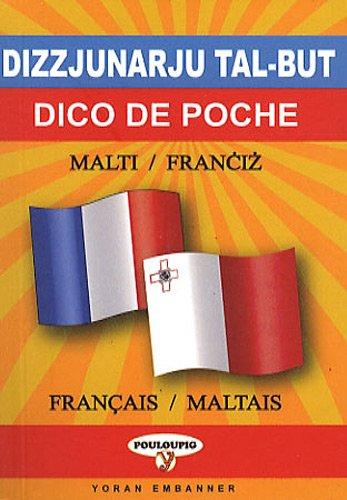 Dico de poche maltais-français et français-malta...