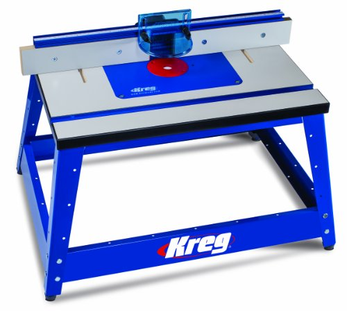 - Kreg PRS2100 Bench Top Router Table