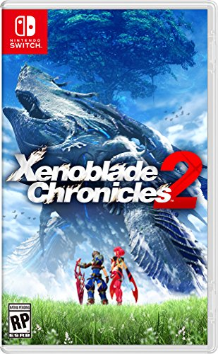 Xenoblade Chronicles 2 - Nintendo Switch [Digital Code] by Nintendo