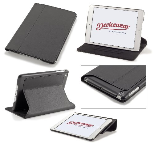 The Ridge by Devicewear Leather Case for iPad Mini