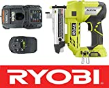 Ryobi One+ Plus 18 Volt Air Strike 23 Gauge 1-3/8″ Cordless Headless Pin Nailer P318, Battery and Charger Combo Kit (Bulk Packaged) (Certified Refurbished) Review