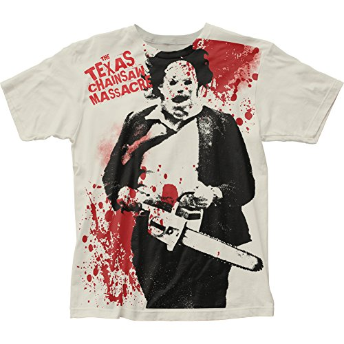 Impact T-Shirt - Texas Chainsaw Massacre - Spatter