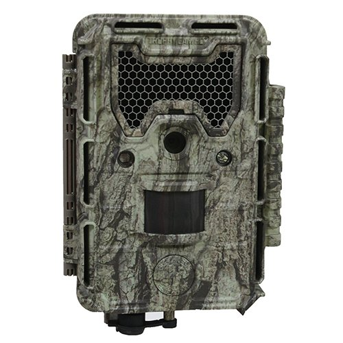 Bushnell 119875C 24MP Trophy Cam HD Low Glow Trail Camera with Color Viewer, Camo Camouflage by Bushnell (Image #1)