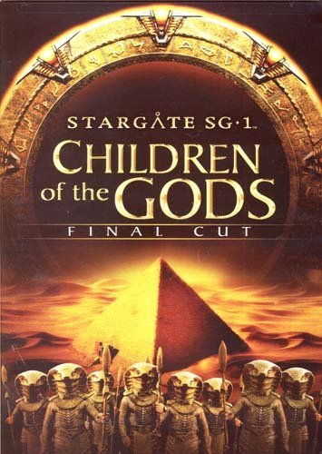 Stargate SG-1: Children Of The Gods: Final Cut [DVD] by MGM