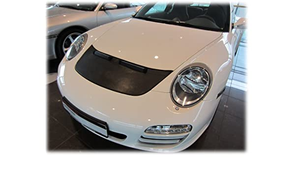 AB-00524 PROTECTOR DEL CAPO 911 Carrera Targa tipo 997 2004-2011, Boxster Cayman Spider tipo 987 2004-2011 Bonnet Bra TUNING: Amazon.es: Coche y moto