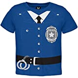 Old Glory Policeman Costume Toddler T-Shirt - 4T