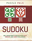 SUDOKU: 300 Large Print Puzzles with