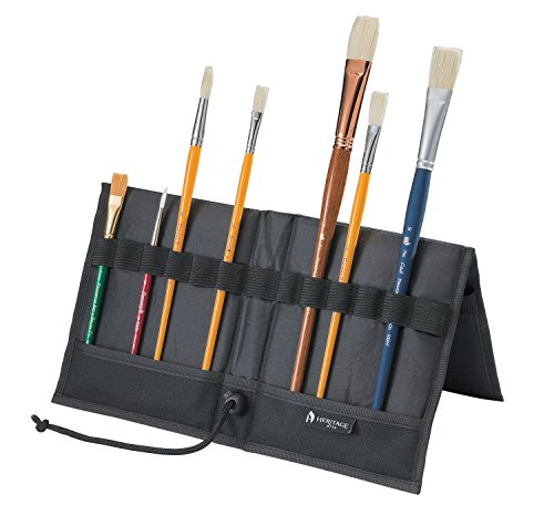 (Heritage Arts BH70 Brush & Tool Holder 14 1/2 inches x 16 inches)