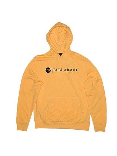 BILLABONG - Sudadera Reflexion Ho Boy, chico, Color: amarillo, Talla: 16 años: Amazon.es: Ropa y accesorios