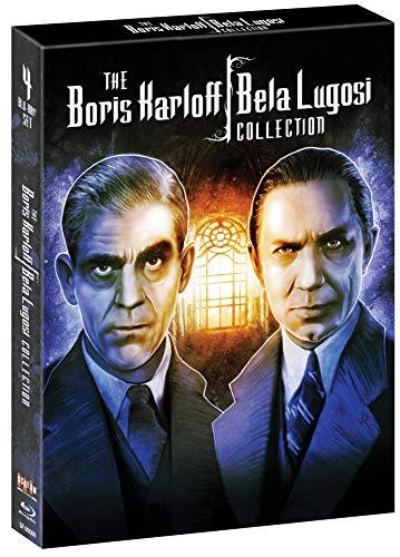 The Boris Karloff/Bela Lugosi Collection [Blu-ray]