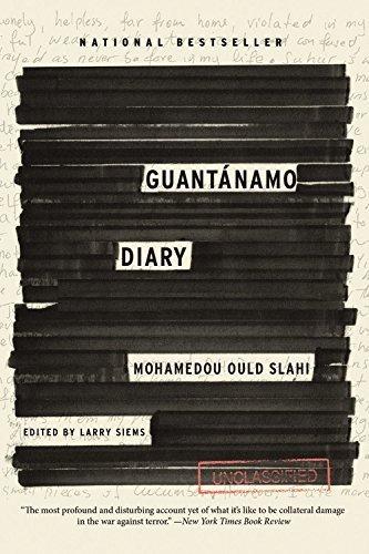 Guantánamo Diary by Mohamedou Ould Slahi (2015-12-01)