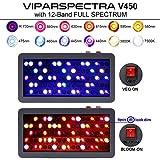 VIPARSPECTRA UL Certified 450W LED Grow Light Plus