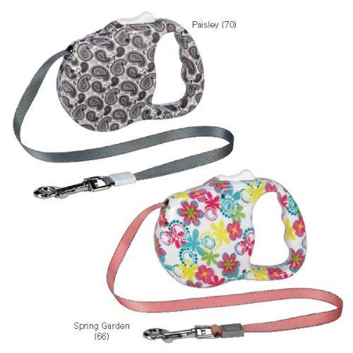 Guardian Gear Fashion Print Retractable Pet Lead, Spring Garden