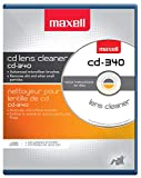 Maxell CD370 CD Jewel Case (Package of 3)