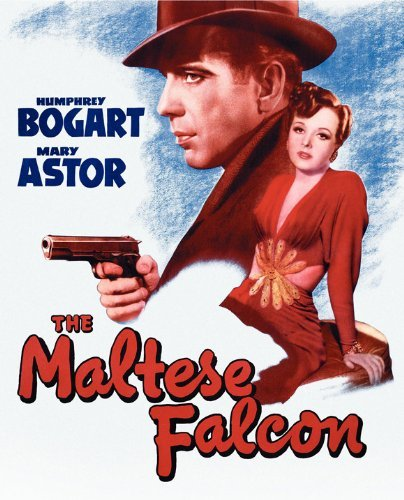 The Maltese Falcon Poster Movie 1941 Style G