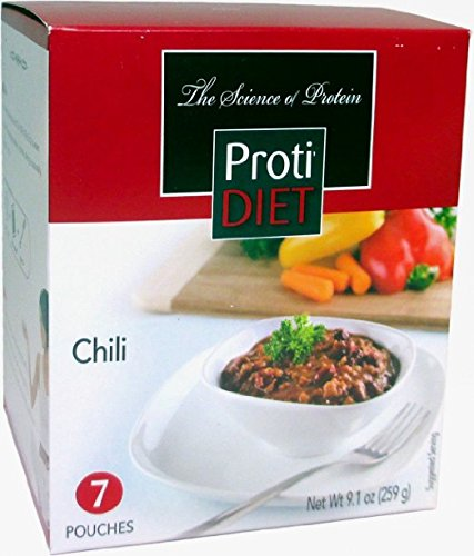 Protidiet High Protein Chili Mix 9.8 Oz. (7 Servings) by Protidiet