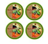 DELON Intense Moisturizing Olive Body Butter 6.9 Ounce 4 Pack For Sale