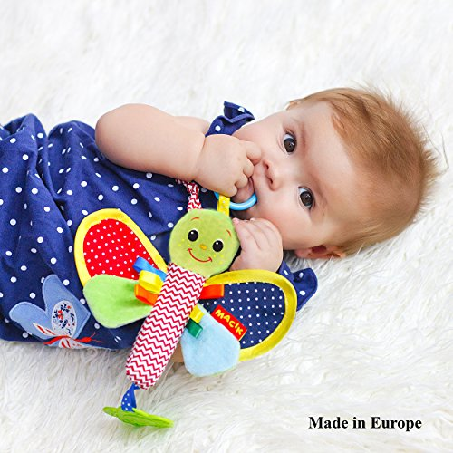 Infant Toys 0 6 Month Baby Rattle Girls Boys Newborn Toys 0 3 Month Baby Teething Toys Baby Toys 0 3 Month Stroller Toys Infant Rattle Toy