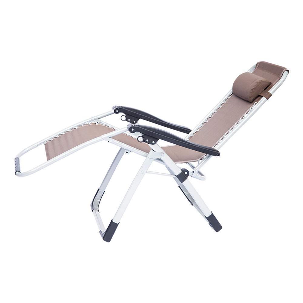 一部予約 JDGK - ラウンジチェア B07SZB5F9W 折りたたみ椅子ハイグレード手すり昼休みスクエアチューブラウンジチェアホームビーチチェア 8974 超安い