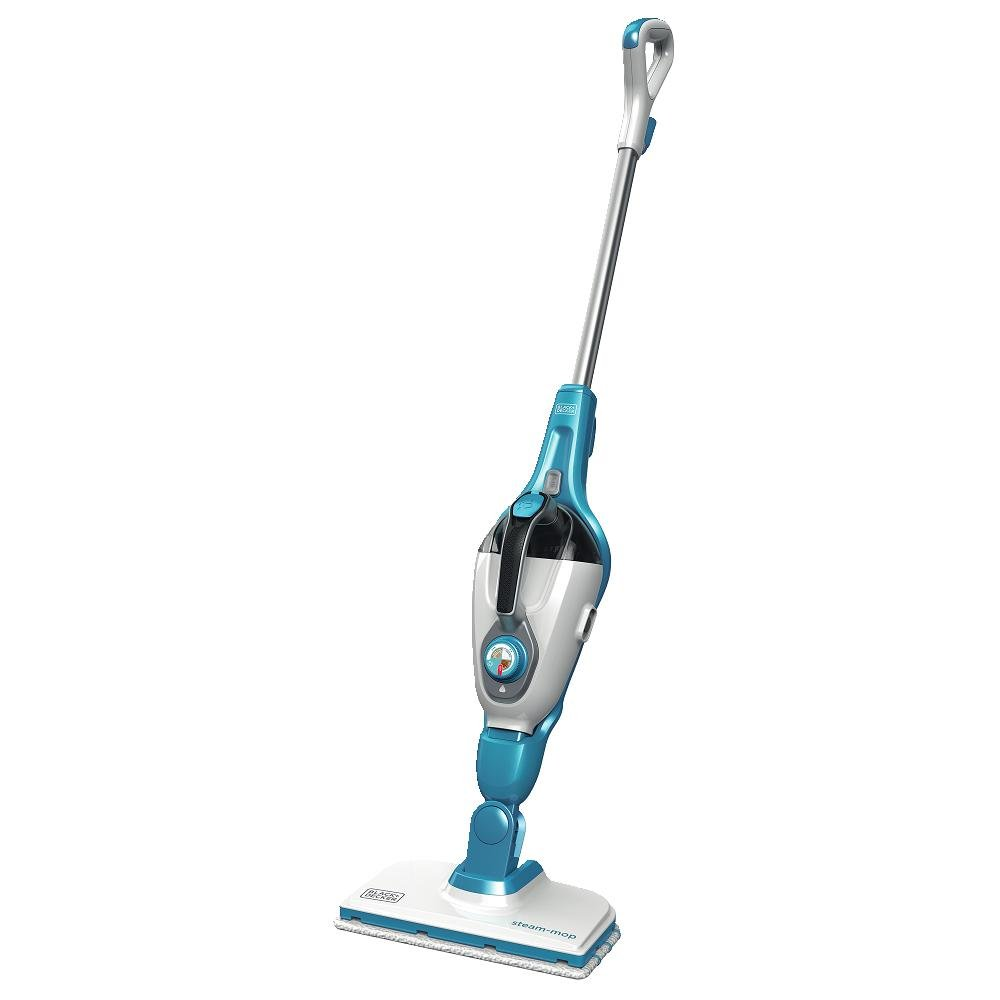 BLACK+DECKER Steam Mop with SteamGlove Handheld Steamer, 7-in-1, Corded (HSMC1361SGP) by BLACK+DECKER