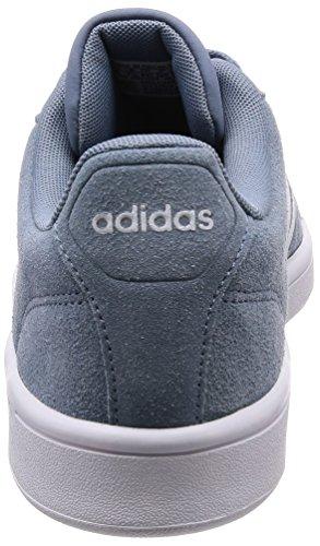 adidas Men's CF Advantage, Zapatillas de Tenis Para Hombre Gris (Grinat / Ftwbla / Ftwbla 000)