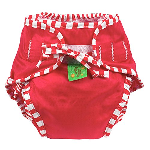 Kushies Unisex Diaper Solid Small